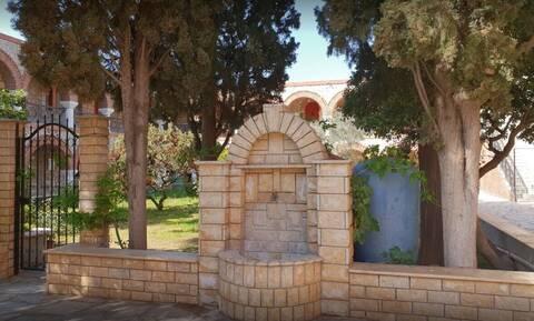 Ανακοίνωση Ιεράς Μονής Χρυσοβαλάντου Λυκοβρύσεως Αττικής