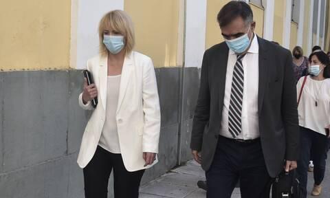 Φωτιά Μάτι: Προθεσμία για να απολογηθεί πήρε η Ρένα Δούρου