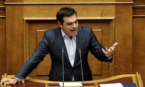 Τσίπρας: Η εικόνα της ελληνικής οικονομίας είναι εξαιρετικά ανησυχητική