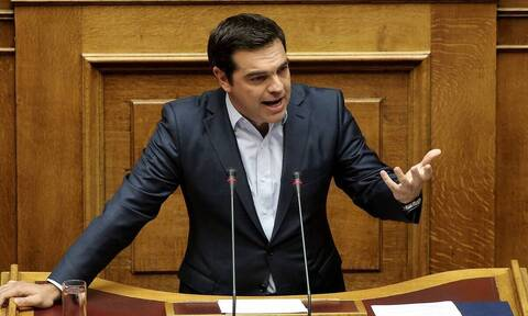 Tsipras: The state of the Greek economy is exceedingly alarming