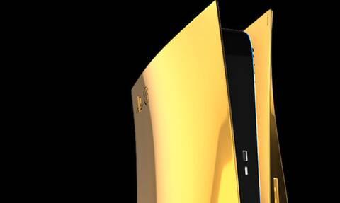 Playstation 5: Είδες τη χρυσή έκδοση και δεν μαγεύτηκες;