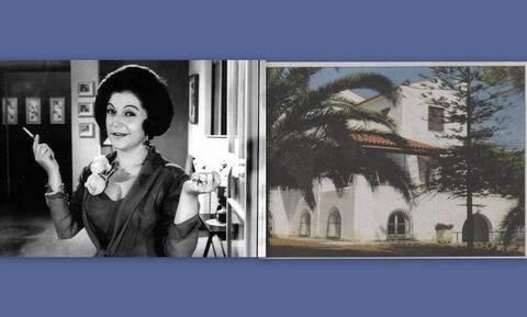 Ρένα Βλαχοπούλου: Δείτε πώς κατέληξε το αρχοντικό της στην Κέρκυρα (pics)