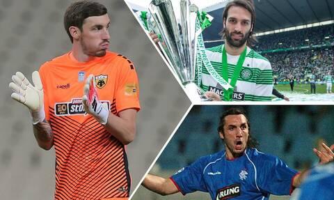 Ο Μπάρκας και οι Έλληνες που έχουν παίξει στη Σκωτία (photos+videos)
