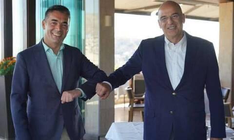 Συνάντηση Δένδια - Ντιμιτρόφ στην Αθήνα: Τι συζήτησαν οι δύο υπουργοί
