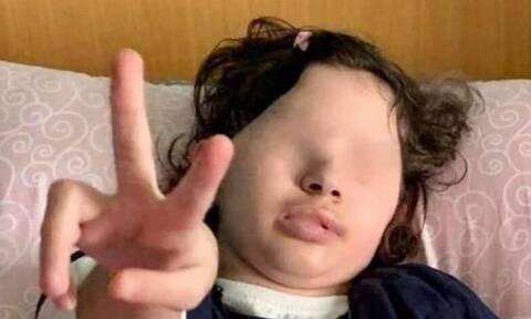 Ο «Γολγοθάς» της μικρής Αλεξίας - Το κρίσιμο χειρουργείο και τα λόγια του πατέρα της