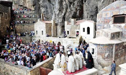 Παναγία Σουμελά: Άνοιξε τις πύλες της για το κοινό μετά από πέντε χρόνια