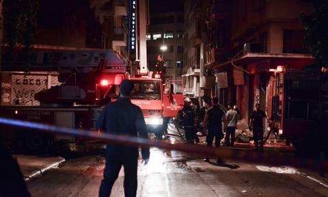 Αττική: Φωτιά σε κατάστημα στην Πατησίων