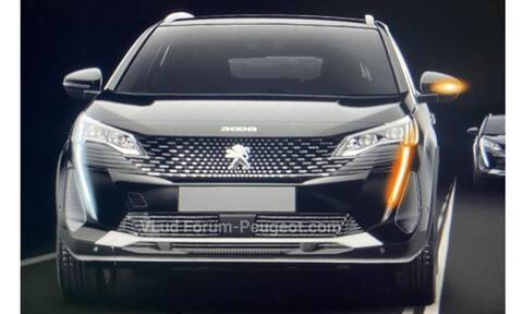 Το δημοφιλές Peugeot 3008 ανανεώνεται