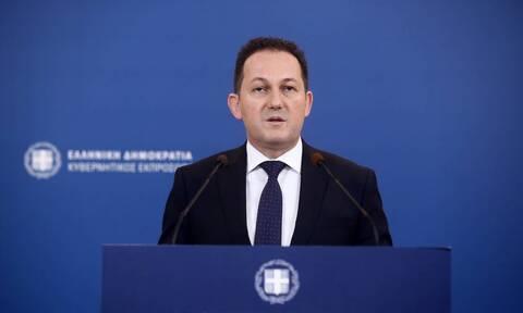 Πέτσας: Απαράδεκτη η τουρκική Navtex - Έχουμε ζητήσει κυρώσεις κατά της Άγκυρας