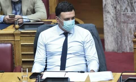 Κορονοϊός: Κικίλιας – «Θέμα φιλότιμου» η χρήση μάσκας