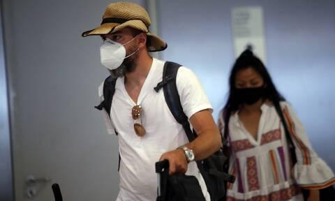 Κορονοϊός: Διαγνωστικός έλεγχος στον Διεθνή Αερολιμένα Αθηνών από το Ιατρικό Κέντρο Αθηνών