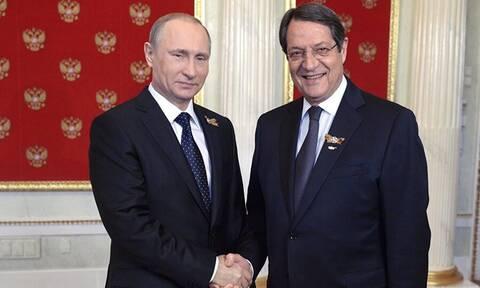 Ραγδαίες εξελίξεις με το Barbaros: Επικοινωνία Αναστασιάδη - Πούτιν για την Τουρκία