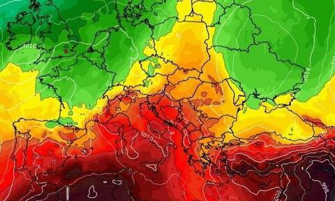 Heatwave forecast on Friday, with temperatures up to 40C