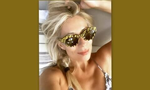 Μαρία Μπακοδήμου: Έτσι είναι το κορμί της στα 55 χωρίς ρετούς!