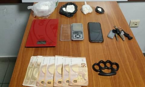 Θεσσαλονίκη: Η Minnie ξετρυπώνει κοκαΐνη σε «πόδι» καναπέ σε σπίτι στην Ευκαρπία (vid)