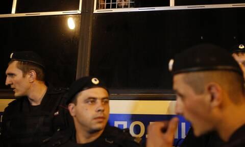 Ρωσία: Αμερικανός καταδικάστηκε σε φυλάκιση εννέα ετών για επίθεση σε αστυνομικούς