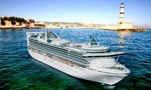 Греция с 1 августа открывает шесть портов для круизных лайнеров