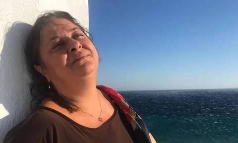 Ελισάβετ Κωνσταντινίδου: Έχετε δει το εξοχικό της στην Αίγινα;