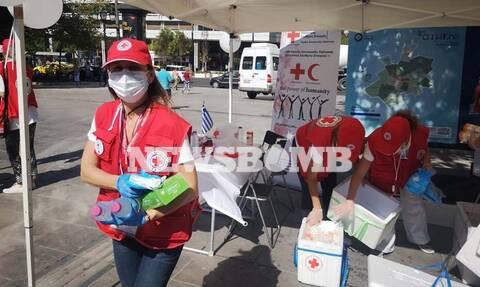 Ελληνικός Ερυθρός Σταυρός: Δράσεις στήριξης εν' όψει καύσωνα - Τι δήλωσε ο Πρόεδρος