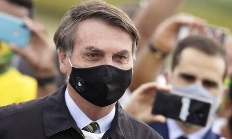 Βραζιλία: Η σύζυγος του προέδρου Μπολσονάρου και ένας υπουργός βρέθηκαν θετικοί στον Covid-19