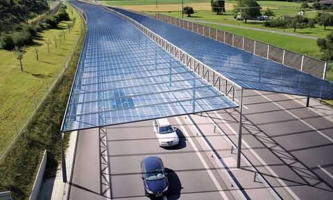 Οι αυτοκινητόδρομοι στο μέλλον θα είναι σκεπαστοί;