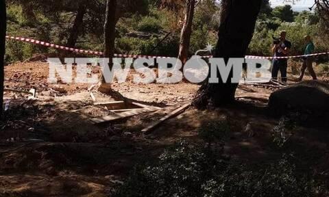 Βαρυμπόμπη - Τα αίτια της τραγωδίας: Έψαχναν για λίρες, τους βρήκε ο θάνατος