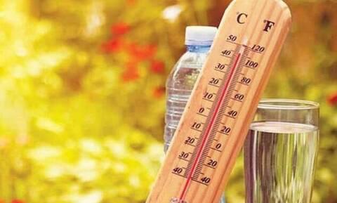 Καμίνι η Κύπρος-Στους 43 βαθμούς η θερμοκρασία
