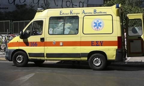 Θεσσαλονίκη: Αυτοκίνητο «καρφώθηκε» σε τοίχο - Νεκρός 29χρονος