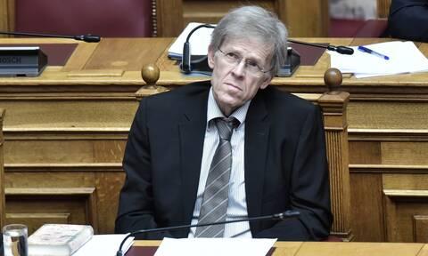 Παραιτήθηκε ο υφυπουργός Δικαιοσύνης, Δημήτρης Κράνης