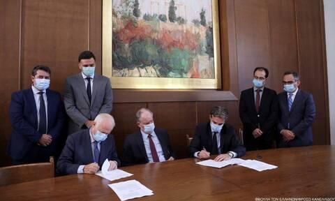 Νοσοκομείο «Σωτηρία»: Νέα πτέρυγα με 50 κλίνες ΜΕΘ - Δωρεά της Βουλής ύψους 8 εκατ. ευρώ
