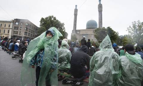 Κορονοϊός - Ρωσία: Ξεπέρασαν τις 5.400 τα νέα κρούσματα το τελευταίο 24ωρο