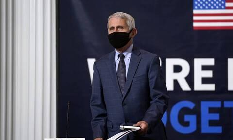 Κορονοϊός: Σήμερα η πολυαναμενόμενη κατάθεση του δρ. Φάουτσι στο Κογκρέσο