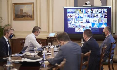 Υπουργικό Συμβούλιο: Όλα όσα συζητήθηκαν - Τι είπε ο Μητσοτάκης