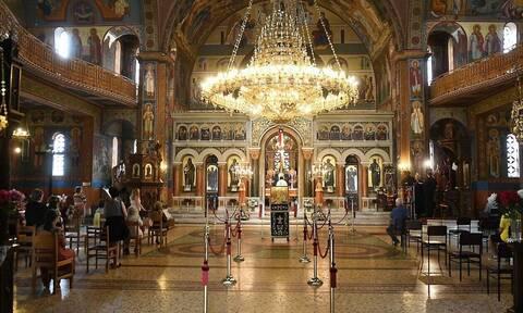 Κορονοϊός – Εκκλησίες: Αυτά είναι τα νέα μέτρα