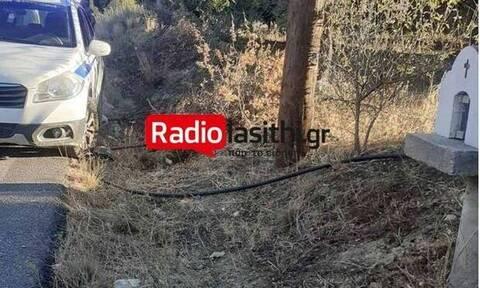 Τραγωδία στην Ιεράπετρα: Δίκυκλο προσέκρουσε σε κολώνα – Νεκρός ο οδηγός