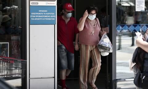 Κορονοϊός: Ποιοι δεν είναι υποχρεωμένοι να φορούν μάσκα σε κλειστούς χώρους