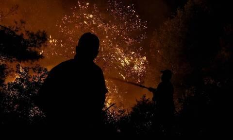 Μεγάλη φωτιά στην Κέρκυρα