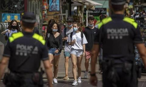 Ισπανία - Κορονοϊός: 1.525 νέα κρούσματα - Η μεγαλύτερη αύξηση αφότου τερματίστηκε η καραντίνα