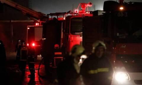 Κέρκυρα: Υπό έλεγχο τέθηκε η φωτιά στον ΧΥΤΑ στο Τεμπλόνι