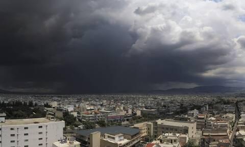 Έκτακτο δελτίο ΕΜΥ: Ραγδαία αλλαγή του καιρού - Έρχονται καταιγίδες