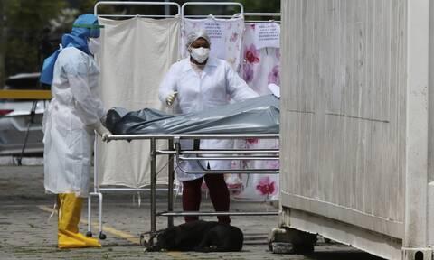Κορονοϊός στη Βραζιλία: 1.212 νεκροί και 52.383 νέα κρούσματα το τελευταίο 24ωρο