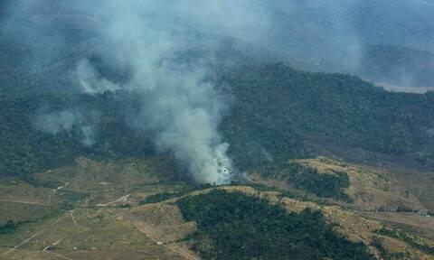 Βραζιλία: Φλέγεται και πάλι ο Αμαζόνιος - 1.669 εστίες φωτιάς στην Παντανάλ