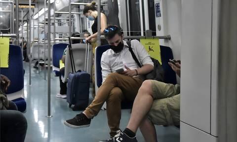 Κορονοϊός: Όλα όσα αλλάζουν από σήμερα σε λεωφορεία, Μετρό και Ηλεκτρικό