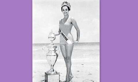 Δείτε πώς είναι σήμερα, στα 76 της χρόνια η Μις Υφήλιος 1964 Κορίνα Τσοπέη