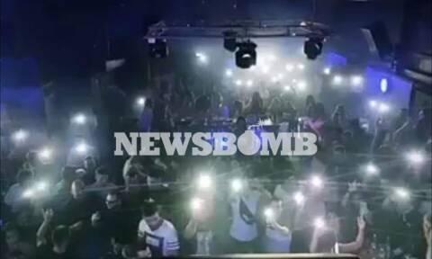 Αποκλειστικό Newsbomb.gr: Πανικός σε κορονοπάρτι με πασίγνωστο ράπερ - Απίστευτες εικόνες