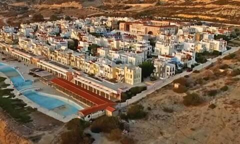 Ο οικισμός - φάντασμα που «στοιχειώνει» την Κρήτη (video)