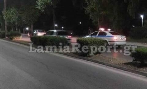Λαμία: Παππούς οδηγούσε μεθυσμένος με το 2χρονο εγγόνι του στο αμάξι
