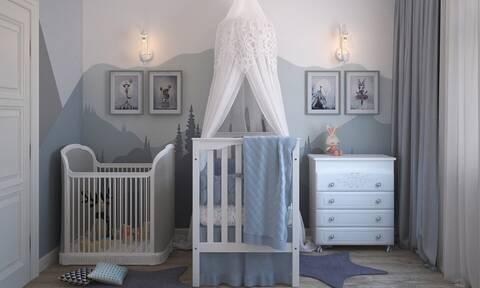 Τρόποι να διακοσμήσετε το παιδικό δωμάτιο όταν είναι μικρό