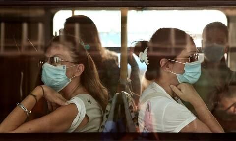 Κορονοϊός: Μάσκες παντού και... επίσημα – Οι εξαιρέσεις και τα πρόστιμα
