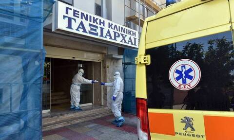 Κορονοϊός: Ξεσπά γιος θύματος στην κλινική «Ταξιάρχαι» - «Κατέβαιναν για αιμοκάθαρση χωρίς μάσκα»